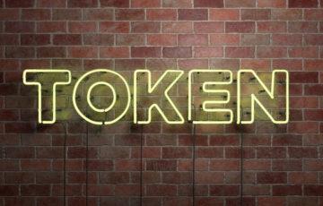 トークン-仮想通貨-ビットコイン